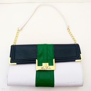 Marc Fisher colorblock purse